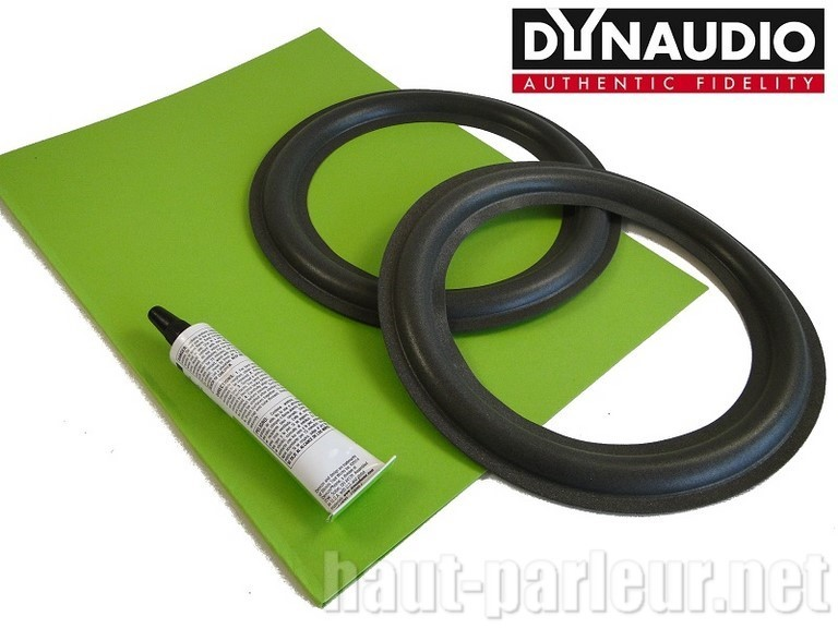 Kit de remembranage pour membrane haut-parleur DYNAUDIO 24W100 refoam kit